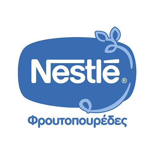 Nestlé Φρουτοπουρέδες